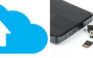 Cloud Backup v Local Backup