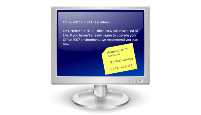 Office 2007 – End of Life