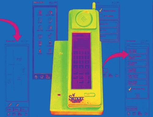 In 1992 IBM Set To Work On The World's First Smartphone, The Simon Personal Communicator