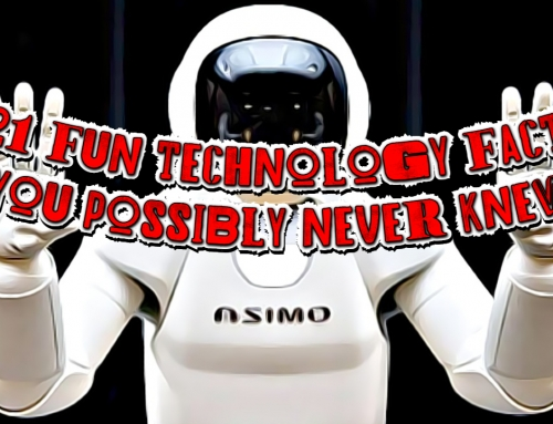 21 Fun Technology Facts You Possibly Never Knew